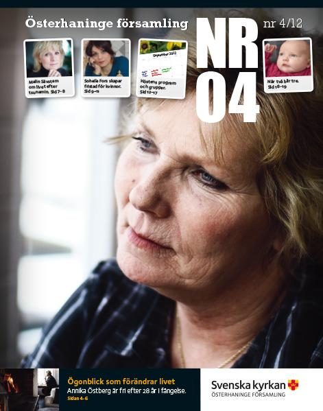 Ann Thörnblad, Intervju av Annika Österberg
